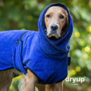 dryup cape Hundebademantel blueberry
